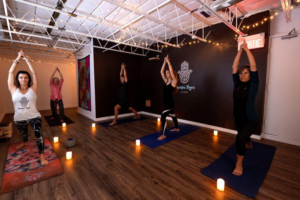 yoga tous niveaux rive-sud laprairie