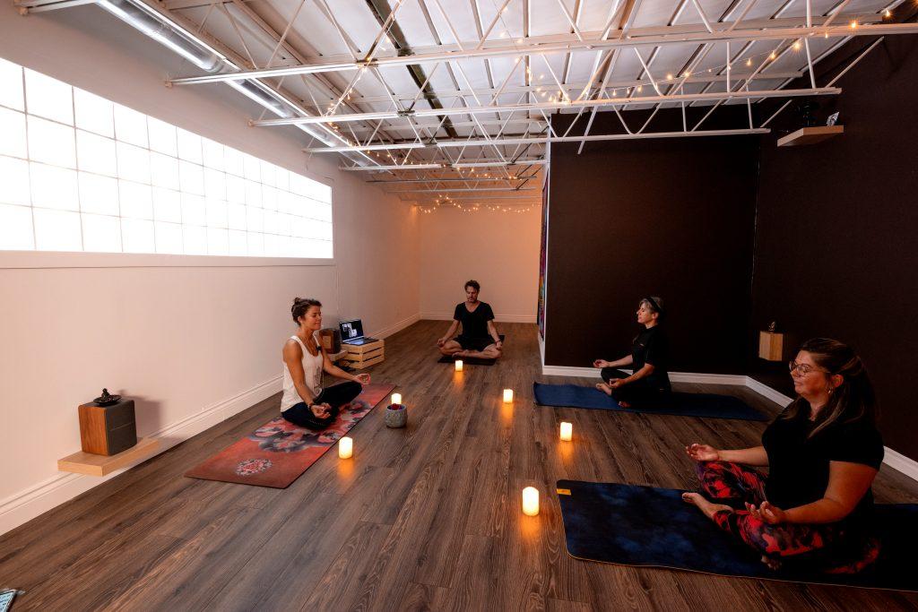 studio de yoga rive-sus Laprairie