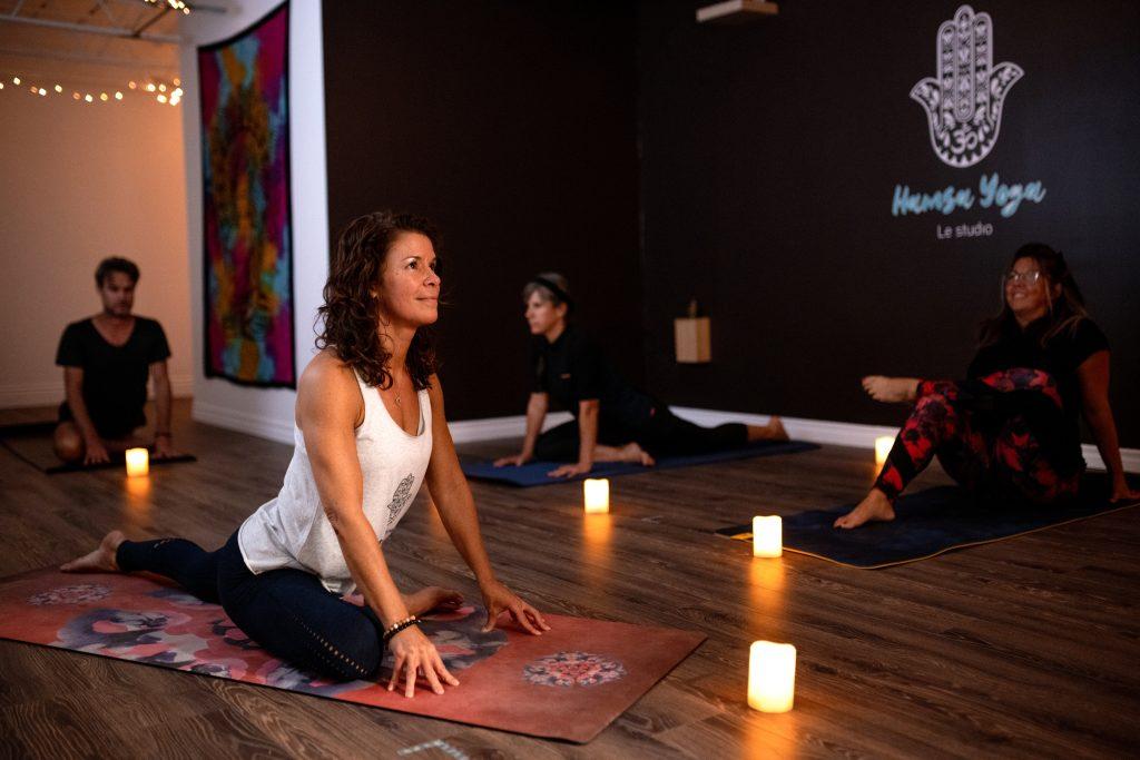 yoga flow rive-sud Laprairie