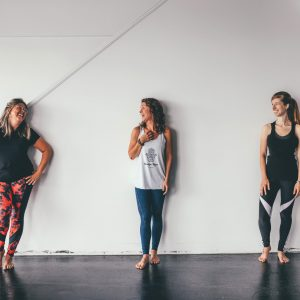 yoga en studio laprairie