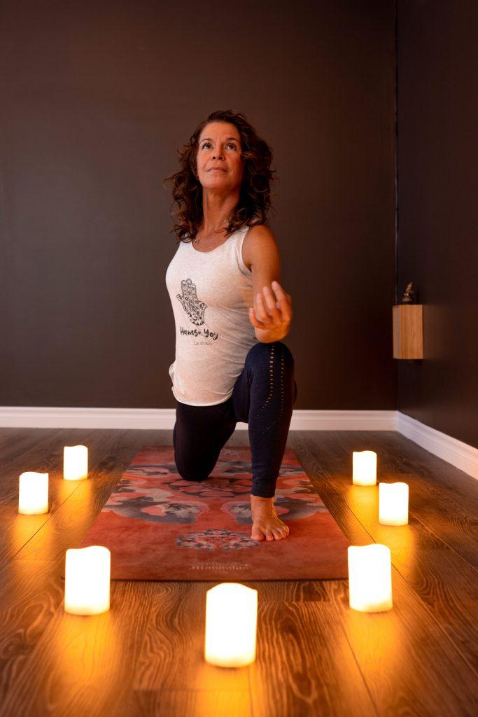 cours yoga laprairie rive-sud